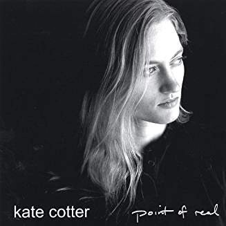 Kate Cotter – Point of Real (autographed)