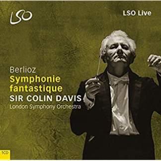 Berlioz Symphonie Fantastique;- Sir Colin Davis