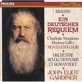 Brahms – Ein Deutsches Requiem – John Eliot Gardiner