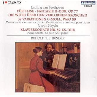 Beethoven – Haydn – Rudolf Buchbinder