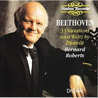 Beethoven – 33 Variations on a Waltz By Diabelli – Bernard Roberts
