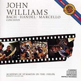 John Williams – Guitar Transcriptions
