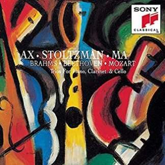 Brahms, Beethoven, Mozart – Emanuel Ax, Yo-Yo Ma
