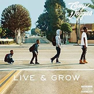 Casey Veggies – Live & Grow (PA)