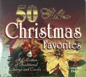 50 Golden Christmas Favorites (2 CDs)