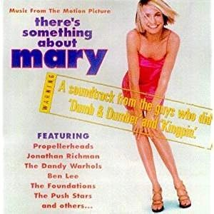 There's Something About Mary Soundtrack (Click for track listing)