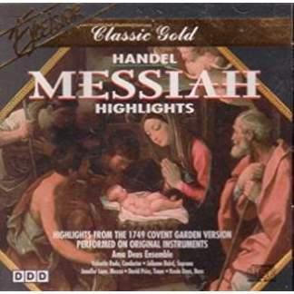 Handel – Messiah Highlights