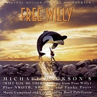 Free Willy – Original Motion Picture Soundtrack (Click for track listing)