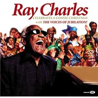 Ray Charles – Celebrates a Gospel Christmas with the Voices of Jubilation!