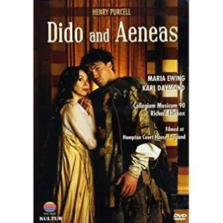 Henry Purcrell's Dido & Aeneas – Maria Ewing, Karl Daymond (DVD)