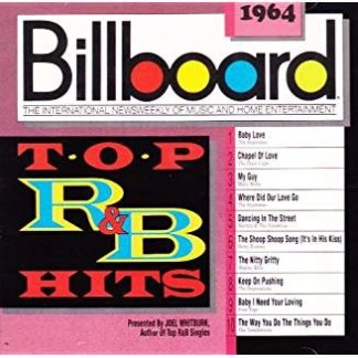Billboard Top R&B Hits: 1964