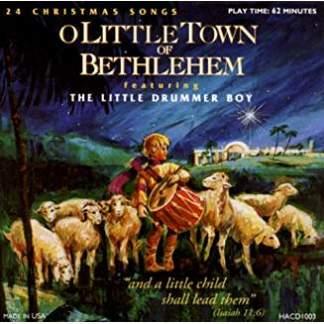 O Little Town of Bethlehem featuring Little Drummer Boy