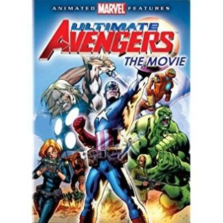 Ultimate Avengers – The Movie (DVD)