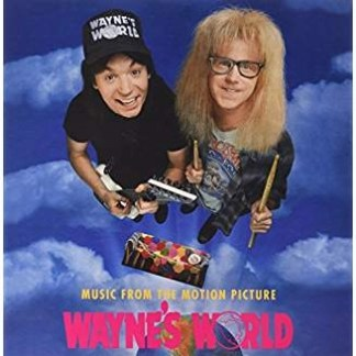 Wayne's World – Music From The Motion Picture (Click for track listing)