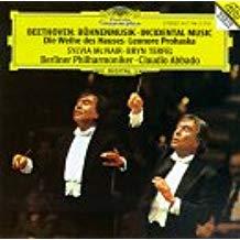 Beethoven – Buhnenmusik – Incidental Music – Claudio Abbado