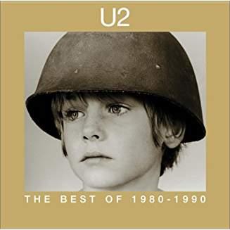 U2 – The Best Of 1980 – 1990