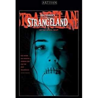 Dee Snider's Strangeland (DVD) Unrated WS