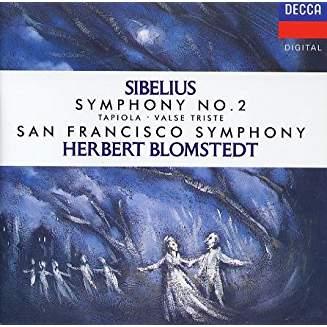 Sibelius – Symphony No. 2, Tapiola, Valse Triste  – Herbert Blomstedt