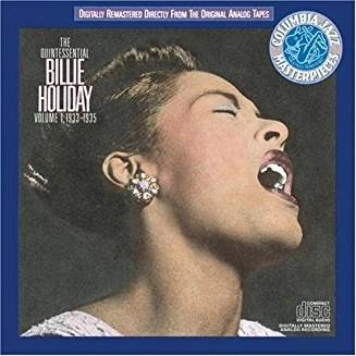 Billie Holiday – The Quintessential Billie Holiday Vol.1 – 1933-1935