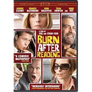 Burn After Reading – A Coen Brothers Film (DVD) R WS
