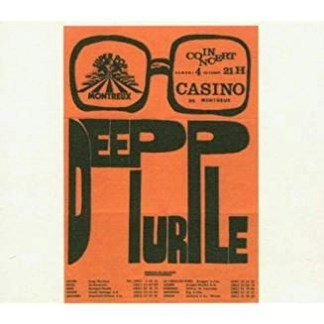 Deep Purple – Live In Europe 1993 (4 CDs) OOP