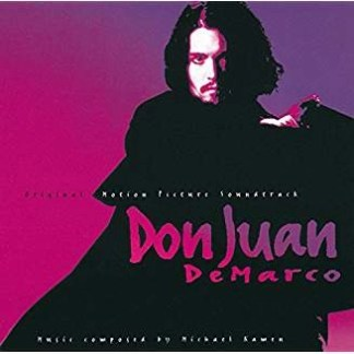 Don Juan DeMarco – Original Motion Picture Soundtrack (Click for track listing)