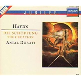Haydn – Die Schopfung (The Creation) – Salve Regina in G Minor (2 CDs)