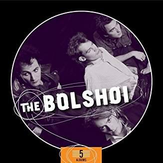 The Bolshoi – 5 Albums (5 CD Box Set) (Click for Info & Track listing)