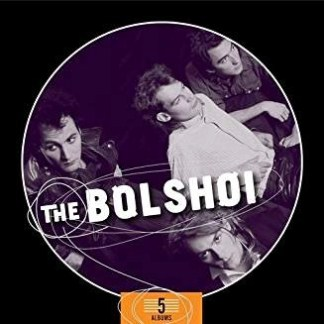 The Bolshoi – 5 Albums (5 CD Box Set) (Click for Info & Track listing)