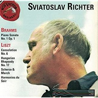 Sviatoslav Richter Plays Brahm