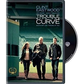Trouble with the Curve – Clint Eastwood (DVD) PG13 WS