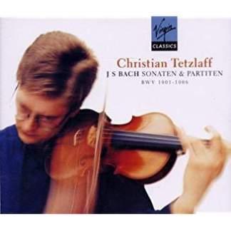 Bach – Sonatas & Partitas – Christian Tetzlaff (2 CDs)