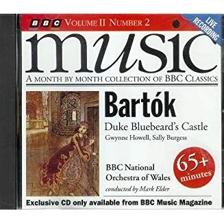 Bartok – Duke Bluebeard's Castle, Vol. 2, No. 2