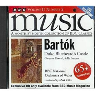 Bartok – Duke Bluebeard's Castle, Vol. 2, No. 2