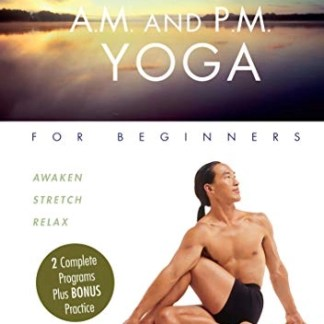 A.M. and P.M. Yoga For Beginners (DVD)
