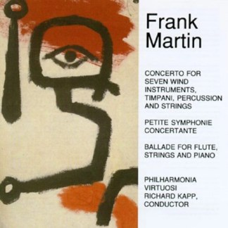 Frank Martin – Concerto For Seven Wiond Instruments