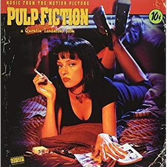 Pulp Fiction – Music from the Motion Picture (Click for track listing)