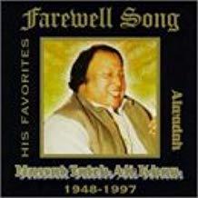 Nusrat Fateh Ali Khan – Farewell Song – Alwadah SS