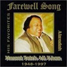 Nusrat Fateh Ali Khan – Farewell Song – Alwadah SS
