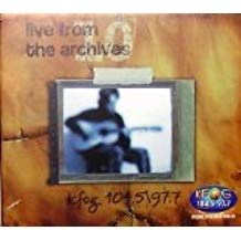 KFOG 104.5 – 97.7 Live From the Archives 10 (Click for track listing)