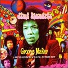 Jimi Hendrix – Groove Maker (Limited Edition 3 CD Collector's Set)