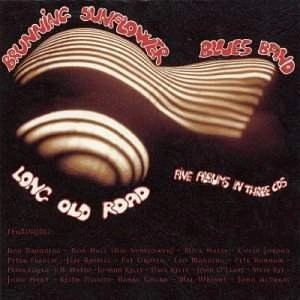 Brunning Hall Sunflower Blues Band – Long Old Road  (5 LPs on 3 CDs) (Light wear to outer box)