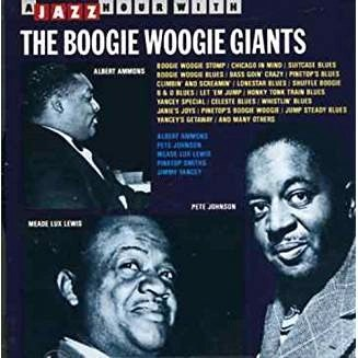 A Jazz Hour With The Boogie Woogie Giants
