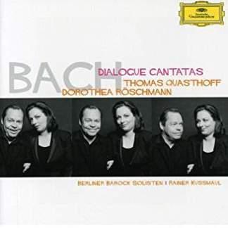 Bach – Dialogue Cantatas – Thomas Quasthoff