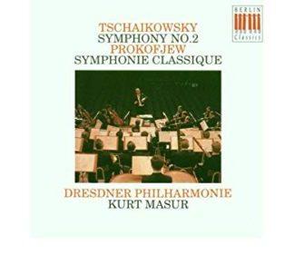 Tschiakowsky Symphony No. 2 – Prokofjew – Symphonie Classique – Kurt Masur