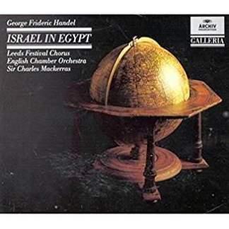 Handel – Israel in Egypt  (2 CDs)