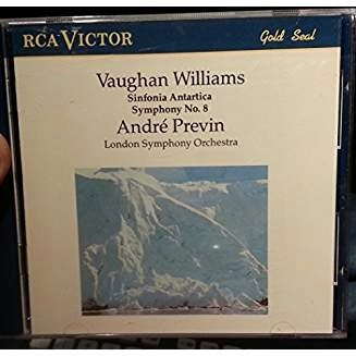 Vaughan Williams – Symphony No. 8 – Andre Previn