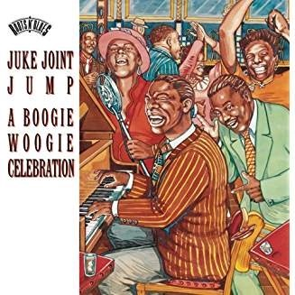 Juke Joint Jump Boogie Woogie Celebration