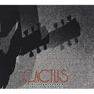 Cactus – Fully Unleashed – The Live Gigs, Vol. 2 (2 CDs)