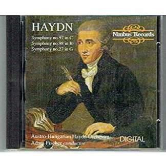 Haydn – Symphonies 97 & 98 – Adam Fischer